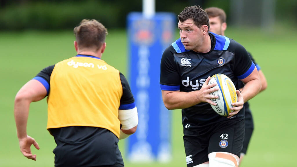 Lewis and Phillips to make Bath Rugby debuts against Bristol