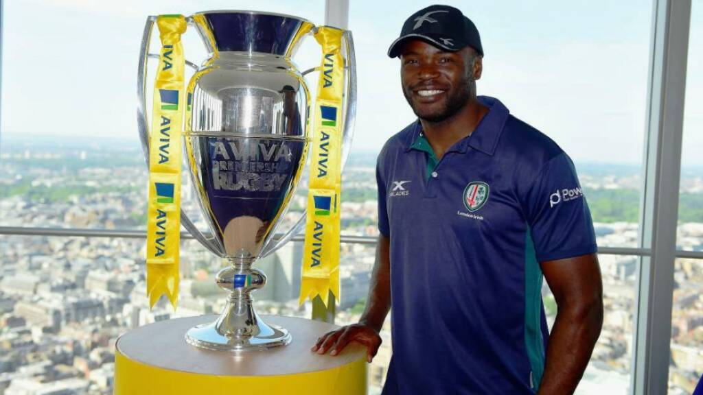 Topsy Ojo relishing Exiles return to Aviva Premiership Rugby action at HQ