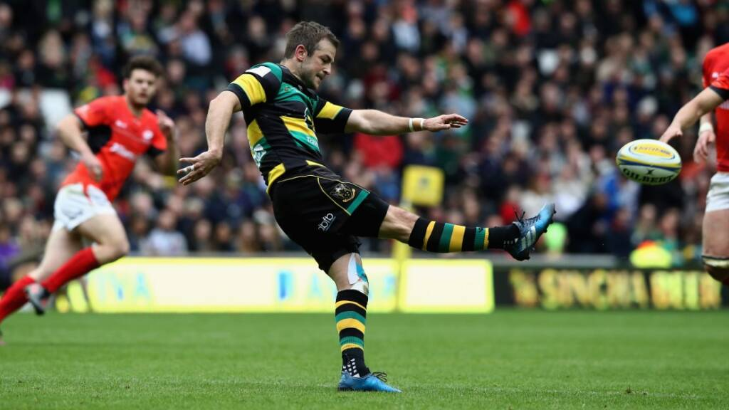 Stephen Myler: Northampton Saints ready to fight for the title