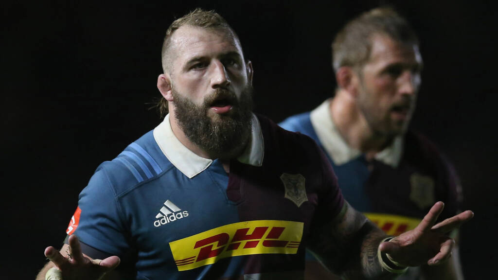 Joe Marler commits to Harlequins until 2021