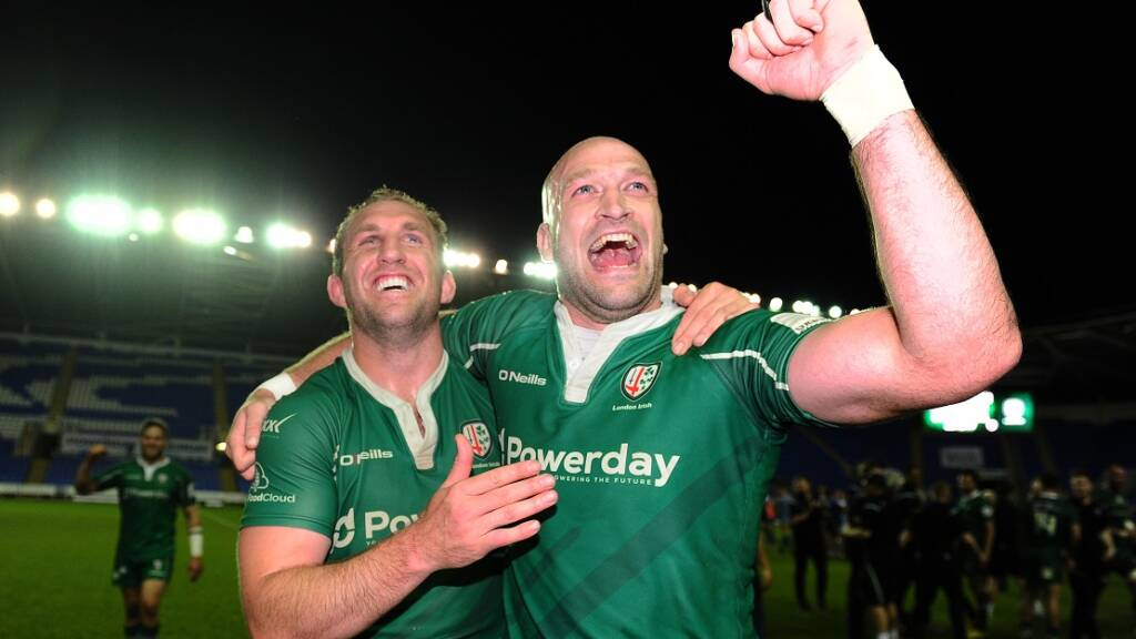 London Irish face Edinburgh in European opener