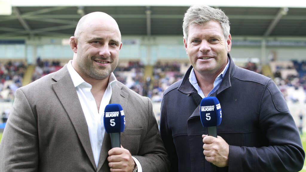 Channel 5 debut for Aviva Premiership Rugby