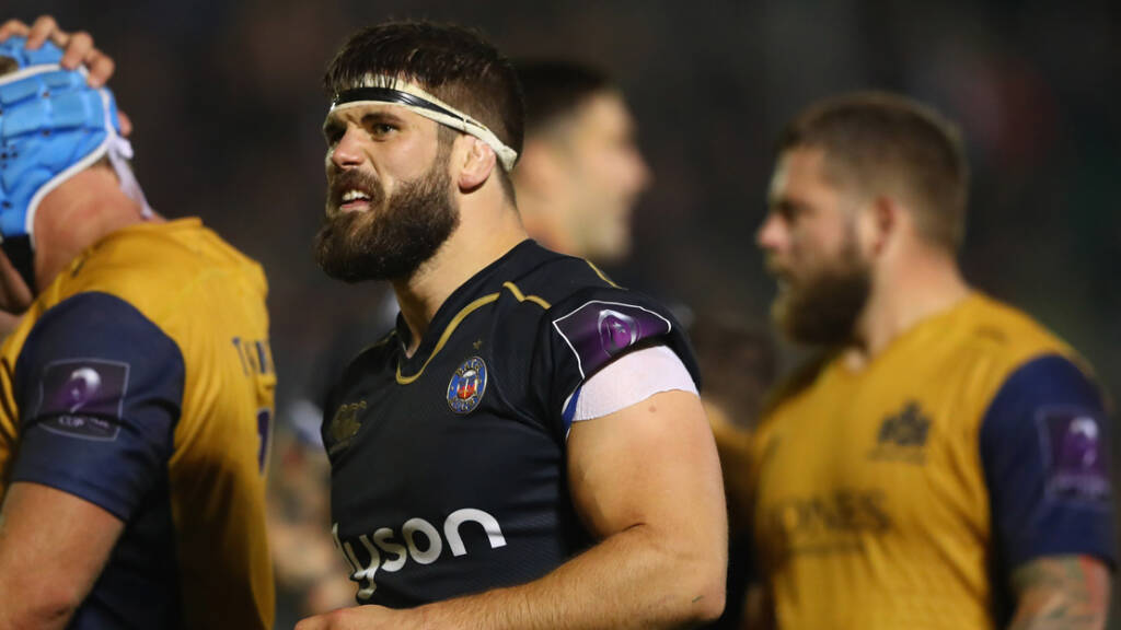 Guy Mercer to leave Bath Rugby