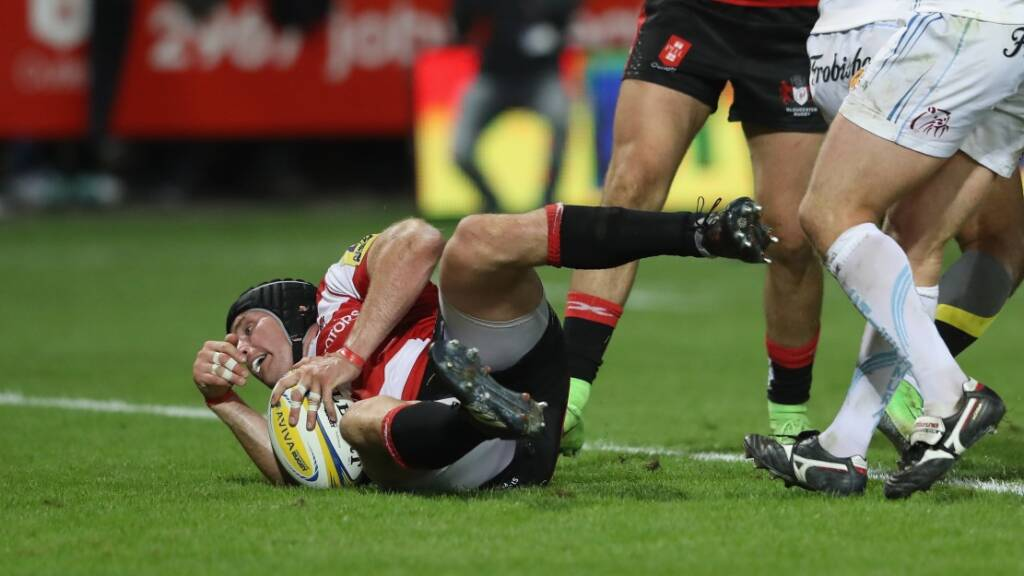 Match Report: Gloucester Rugby 28 Exeter Chiefs 21
