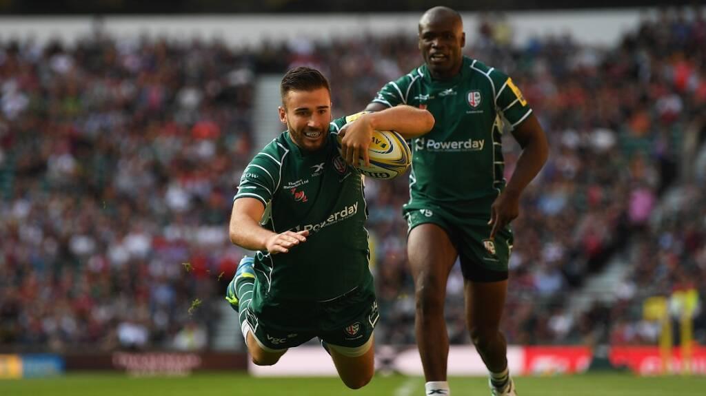 Match Report: London Irish 39 Harlequins 29