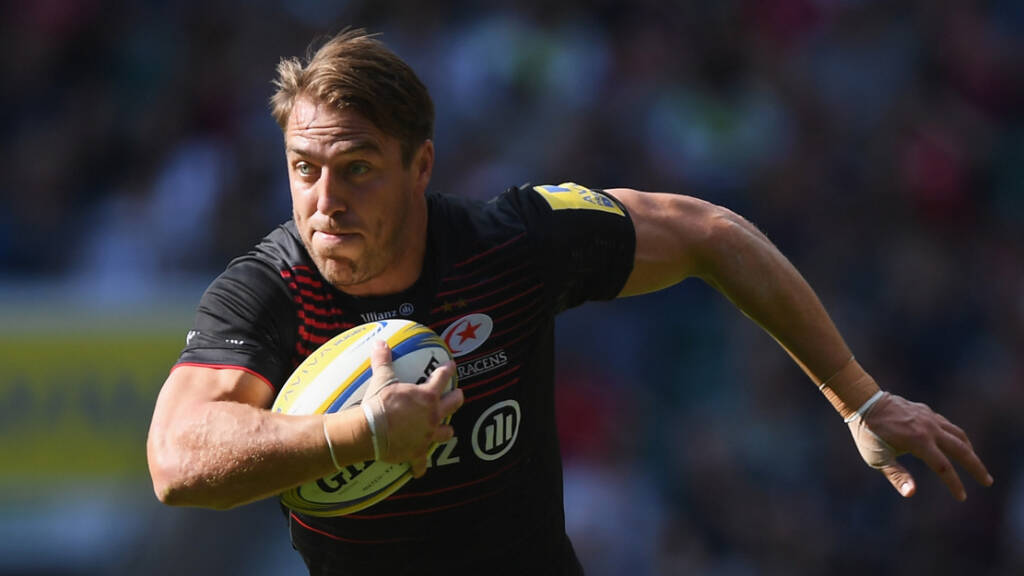 Saracens name team to face Sale Sharks