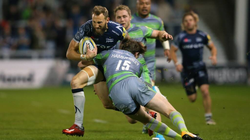 Match Report: Sale Sharks 12 Newcastle Falcons 13