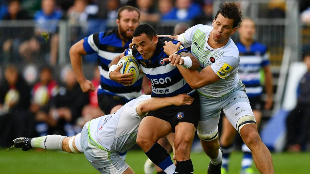 Match Report: Bath Rugby 31 Saracens 21