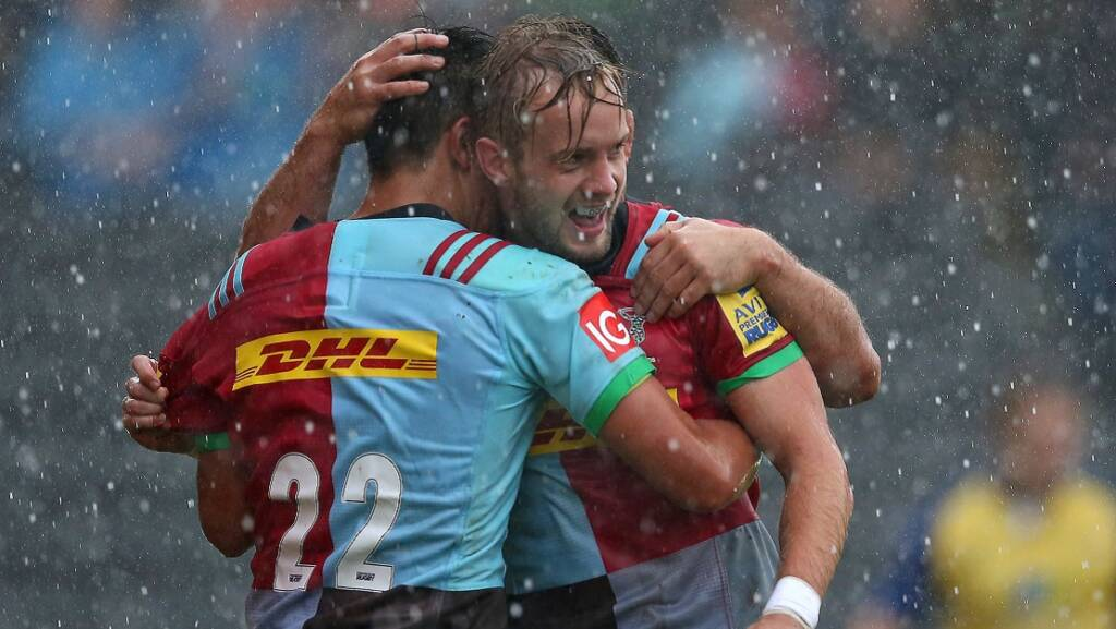 Match Report: Harlequins 28 Gloucester Rugby 17