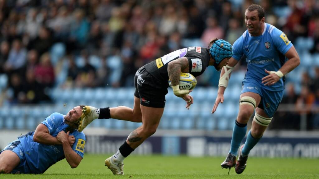 Match Reaction: Exeter Chiefs 37 London Irish 7