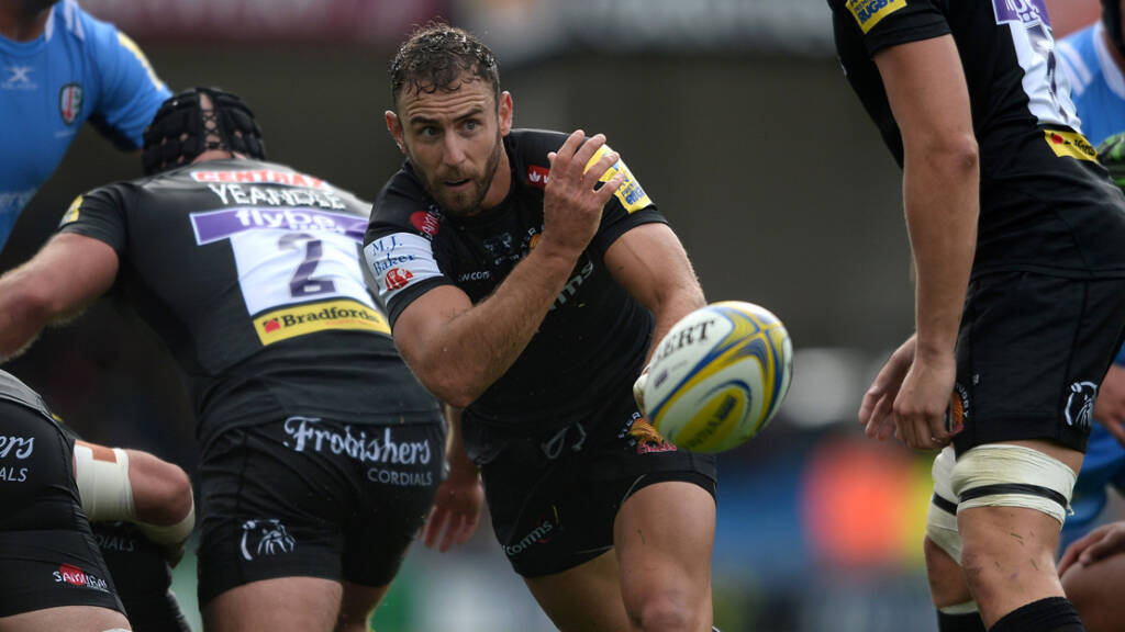Defence was the key for Exeter Chiefs – Nic White