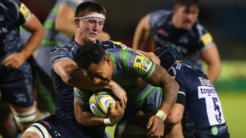 Sale Sharks v Newcastle Falcons