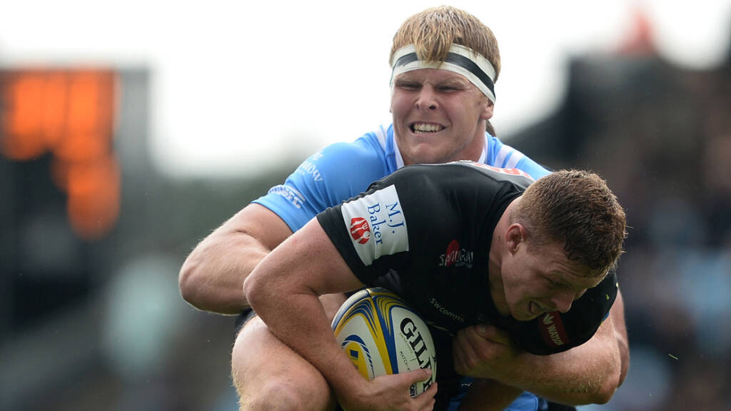 Exeter Chiefs v London Irish