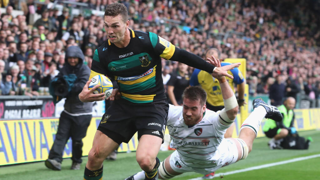 Northampton Saints v Leicester Tigers