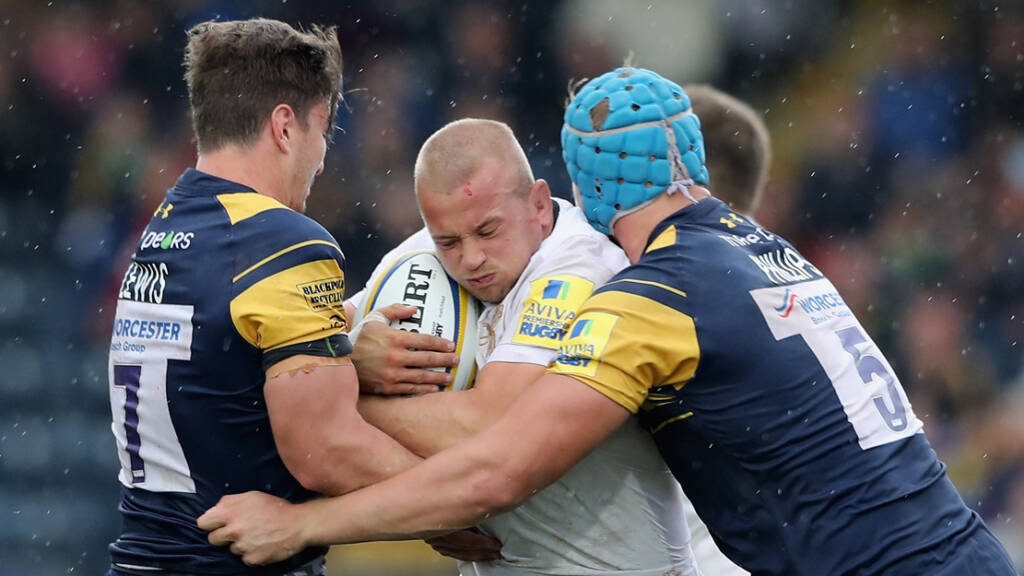 Worcester Warriors v Wasps