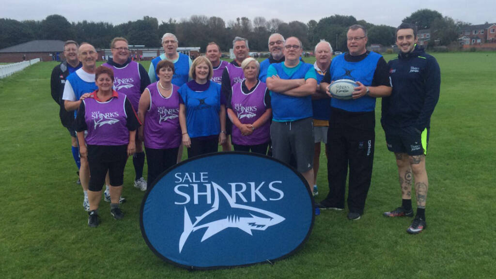 Sale Sharks team up with energy giant to deliver Wirral rugby project