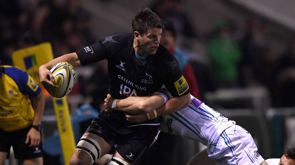 Composure required to beat Saracens, says Ally Hogg