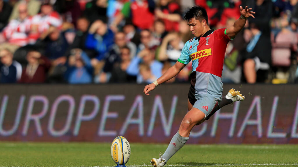Harlequins sign long-term deal with Marcus Smith