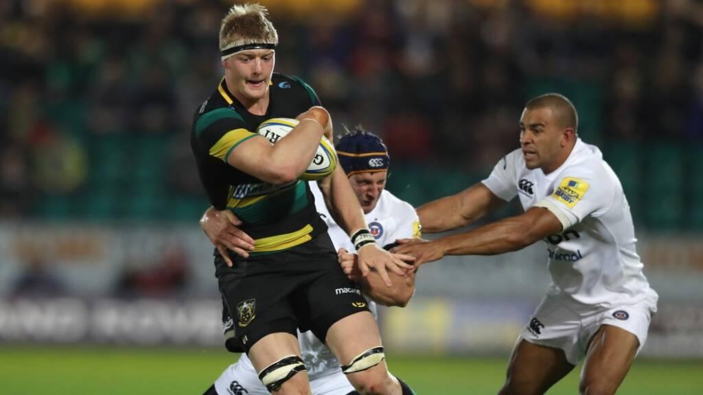 Match Report: Northampton Saints 24 Bath Rugby 6