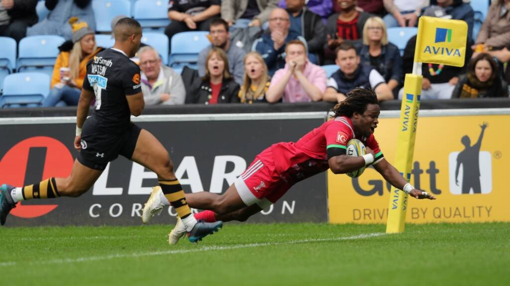Match Report: Wasps 21 Harlequins 24