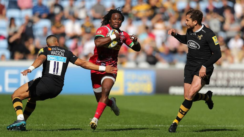 What you might have missed: Aviva Premiership Rugby Round Three