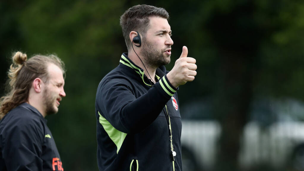 Blaze resigns from Leicester Tigers coaching team