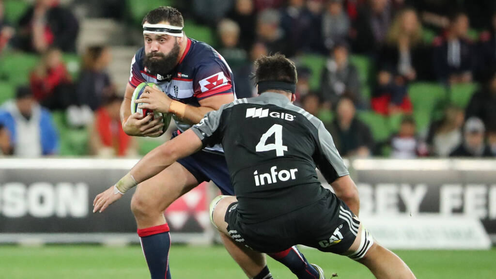 Wallaby international James Hanson joins Cherry and Whites on short term deal