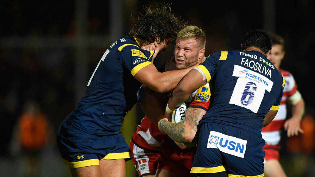Gloucester Rugby v Worcester Warriors