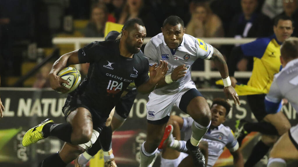 Round 4 Preview: Bath Rugby v Newcastle Falcons