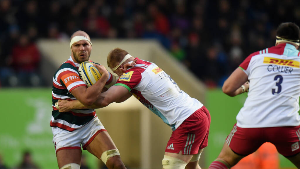 Round 4 Preview: Harlequins v Leicester Tigers
