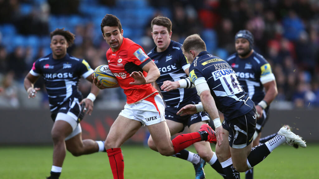 Round 4 Preview: Saracens v Sale Sharks