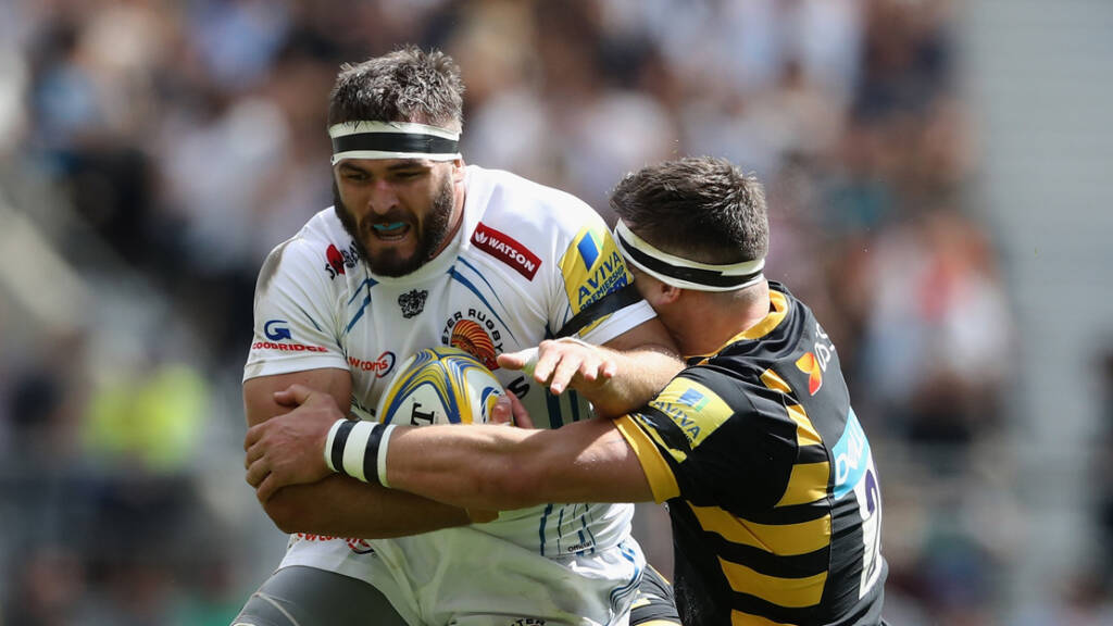 Round 4 Preview: Exeter Chiefs v Wasps