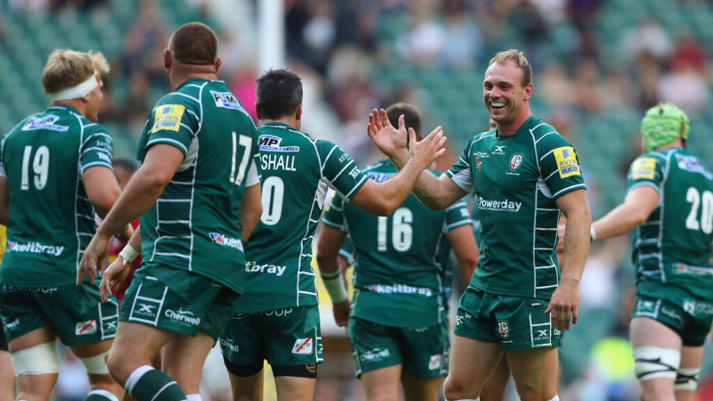 Round 4 Preview: London Irish v Northampton Saints