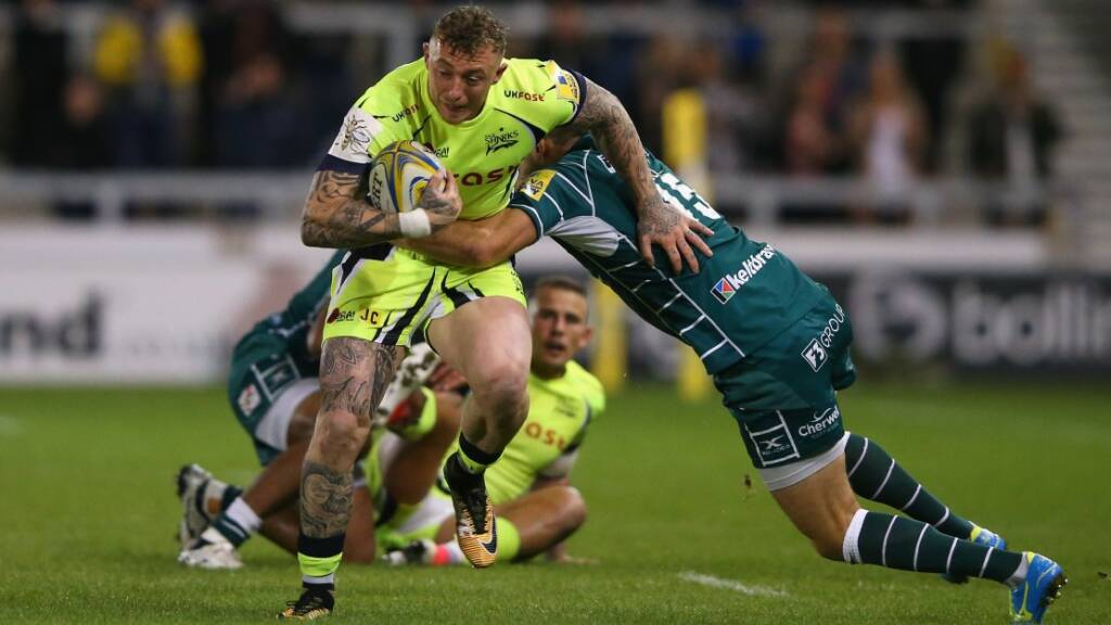 Josh Charnley eager for Sale Sharks to build on Irish victory