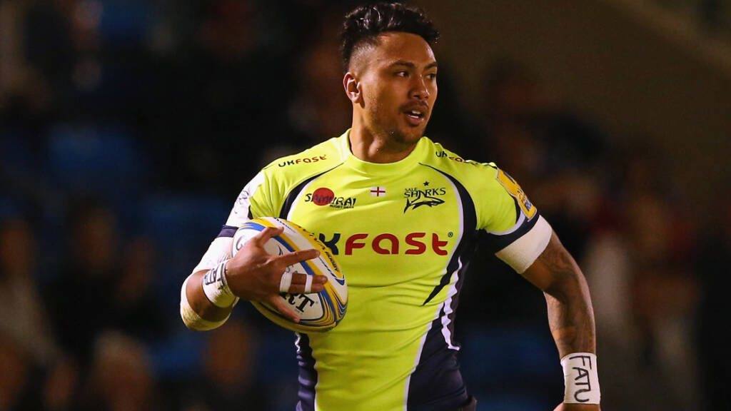 Denny Solomona Eager To Build His Try Tally