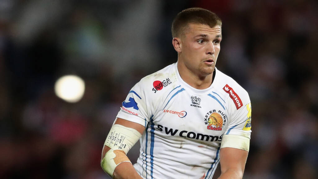Exeter Chiefs ready for Wasps test – Henry Slade