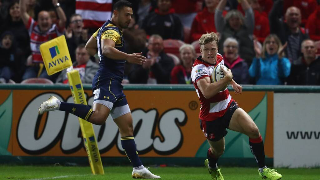Match Report: Gloucester Rugby 24 Worcester Warriors 19