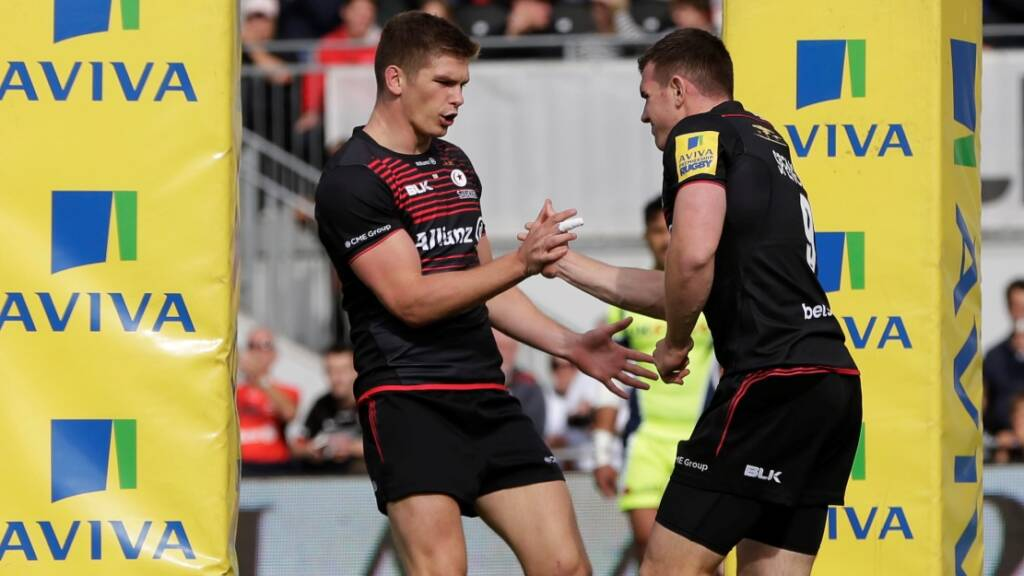 Match Reaction: Saracens 41 Sale Sharks 13