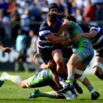 Van der Merwe on cloud nine after first Falcons try