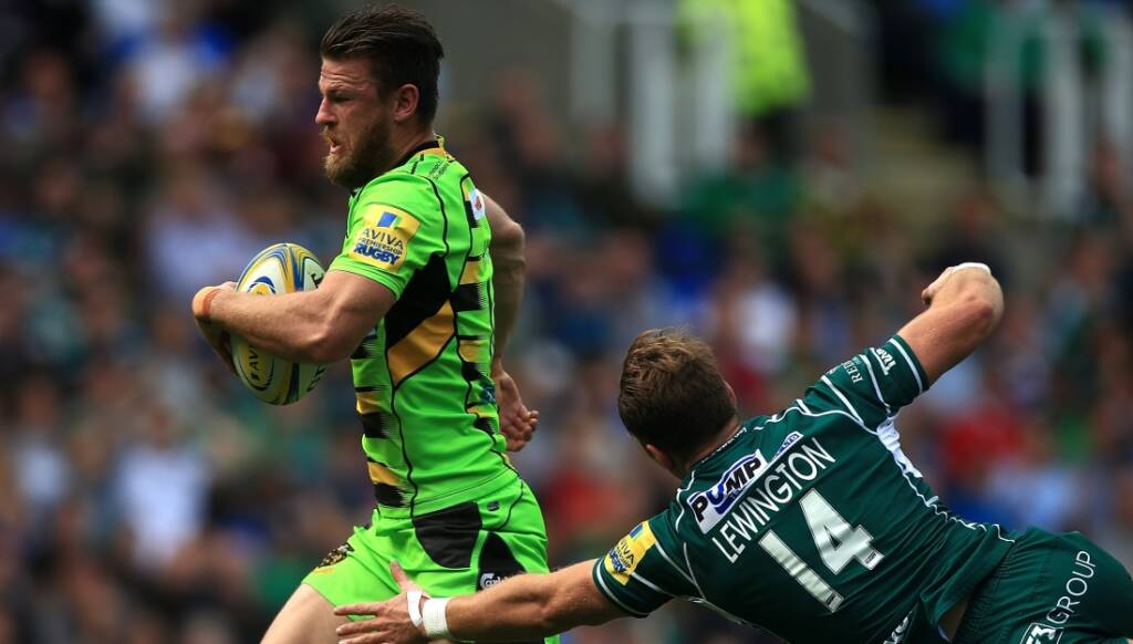 Match Report: London Irish 25 Northampton Saints 40