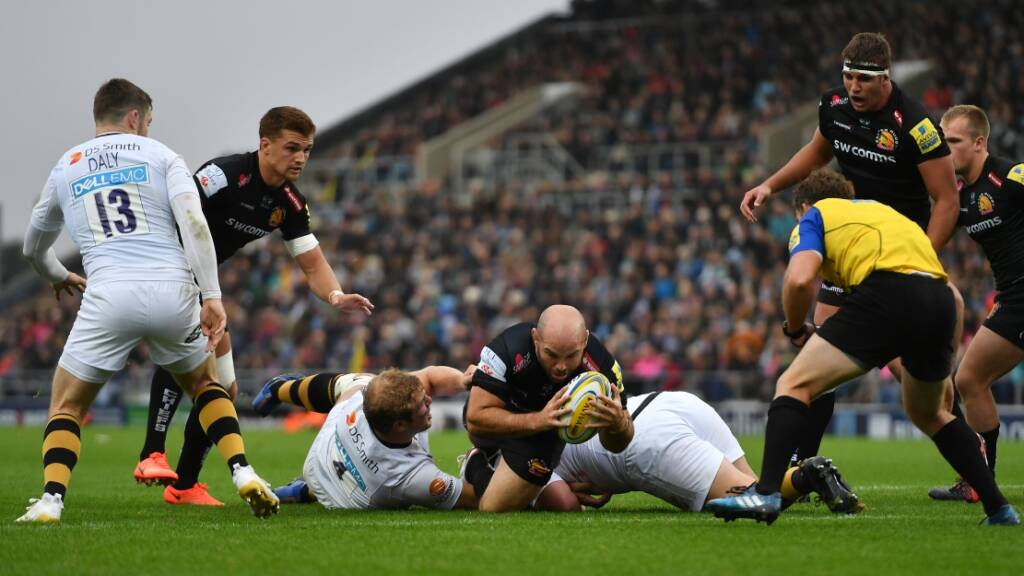 Throwback Thursday: Five Wasps v Exeter Chiefs classics