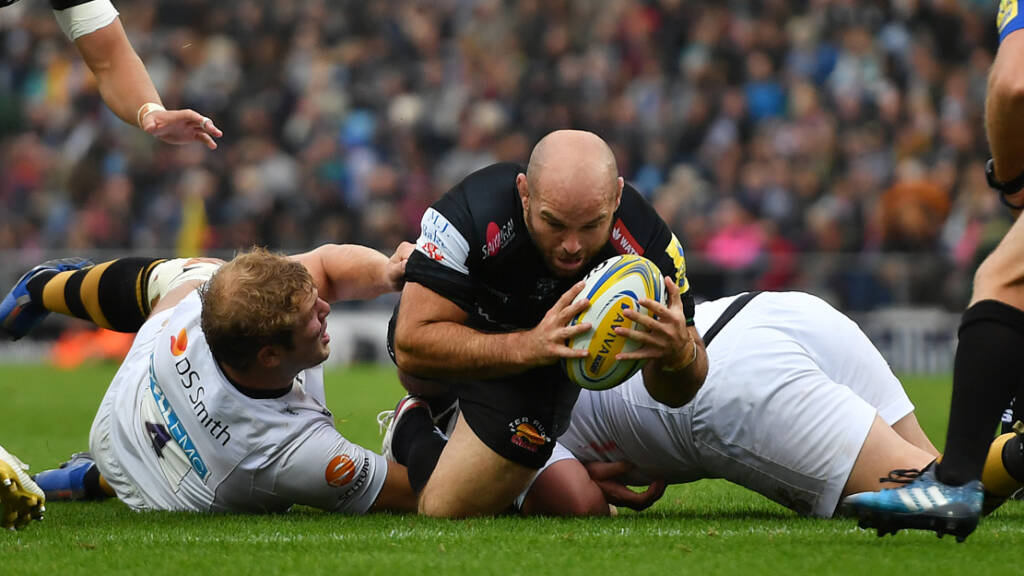 Competition for places is driving up standards at Exeter Chiefs – Shaun Malton