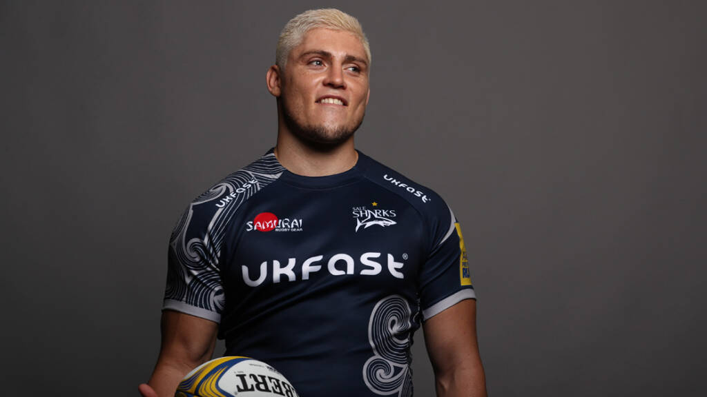 James O'Connor excited about linking up with Faf de Klerk at Sale Sharks