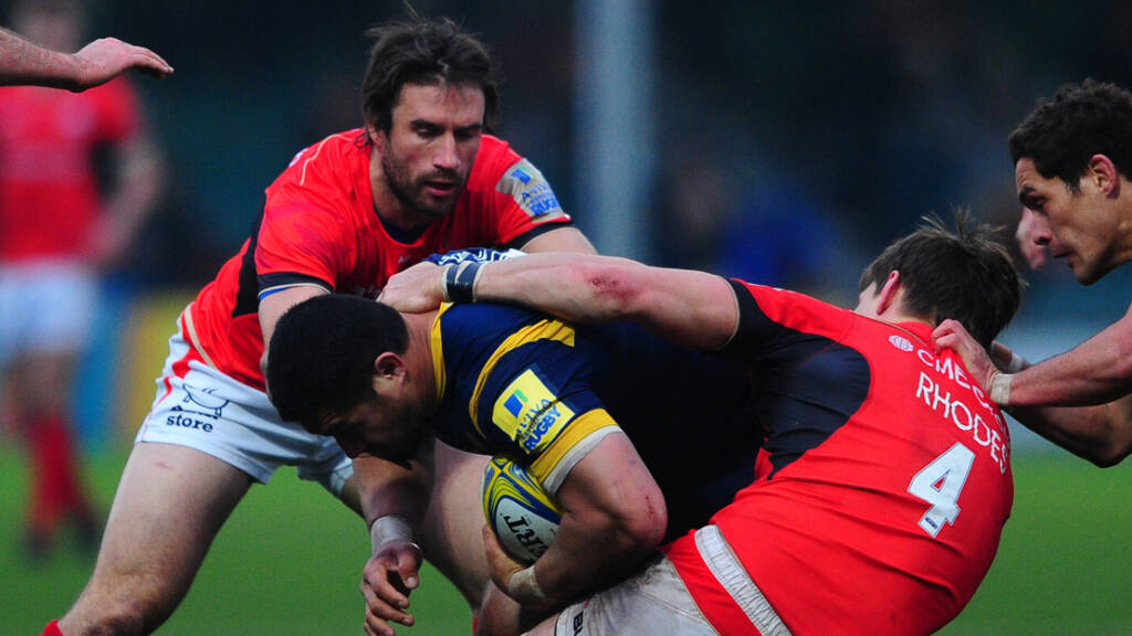 Round 5 Preview: Worcester Warriors v Saracens