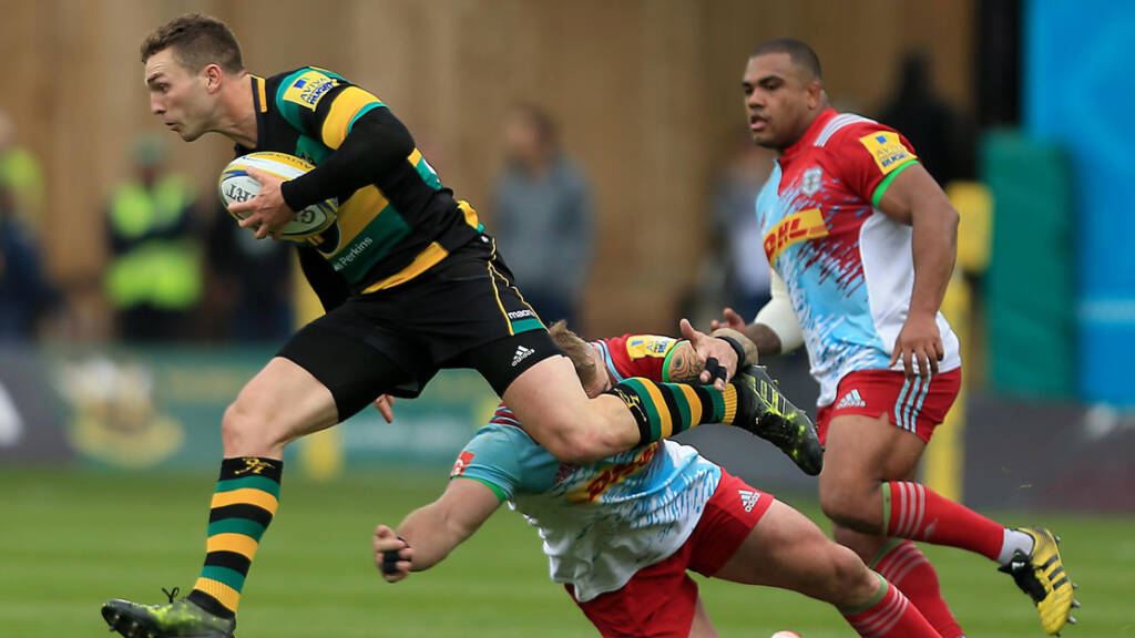 Round 5 Preview: Northampton Saints v Harlequins
