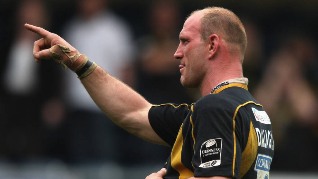 Wasps legends support 150th anniversary game at Ricoh Arena