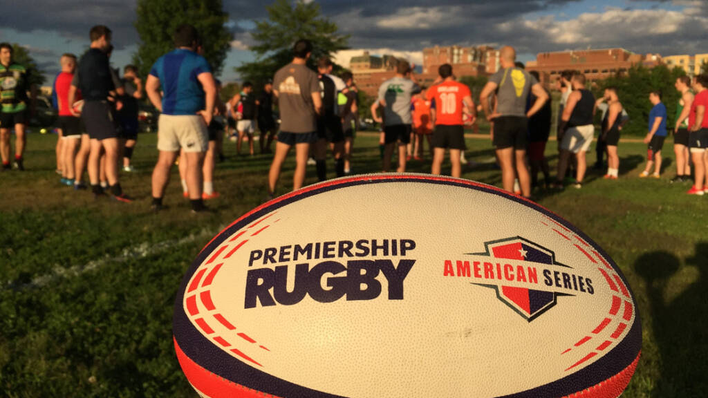 Thirty five American coaches and players awarded Premiership Rugby scholarships