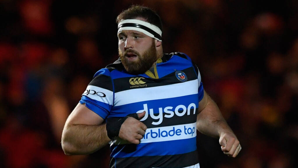 Henry Thomas starts for Bath Rugby against Wasps