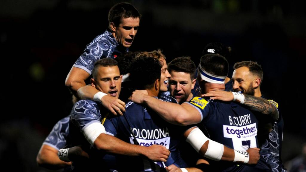 Match Report: Sale Sharks 57 Gloucester Rugby 10