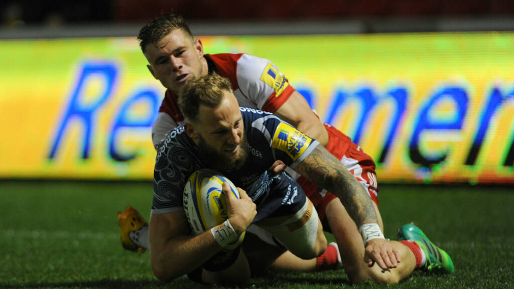 Sale Sharks v Gloucester